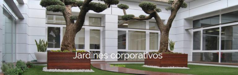 Jardines Corporativos